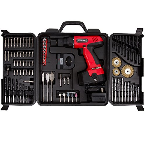 Best Buy! Stalwart 89-Piece 18V Cordless Drill Set