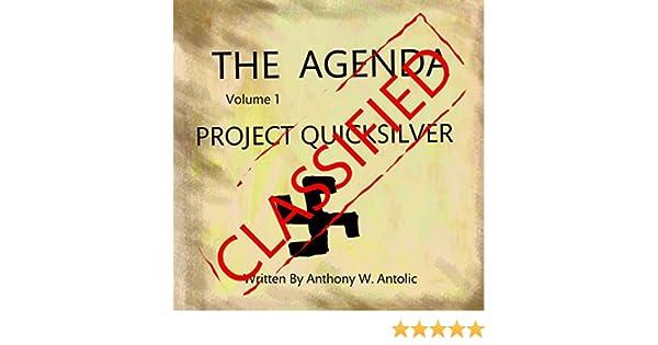 Amazon.com: The Agenda (Audible Audio Edition): Anthony ...