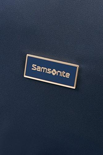 Navy Samsonite M 38 Nero Spiaggia Da Bag Shopping Dark Cm black Borsa Karissa qqSrUf7wO