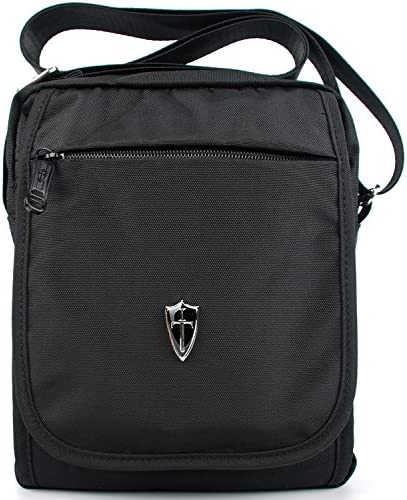 Victoriatourist Vertical Messenger Bag for iPad and Tablets Upto 9.7-Inch