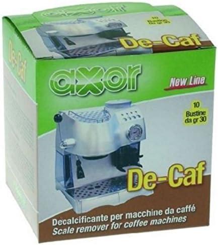 8033266101817 * * * * * * * * * Descalcificador para cafetera espresso bollitori conf. 10 sobres de polvo: Amazon.es: Hogar