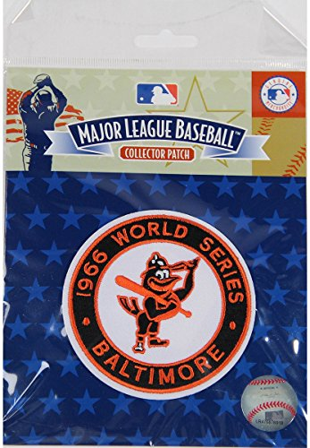 - 1966 World Series Patch-Baltimore Orioles