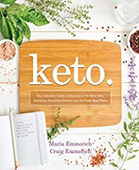 The ketogenic diet has gained in popularity, but that has led to some bad information being shared. You can do keto right, and you can do keto wrong. This book is all about how to do keto the right way!Despite what health science has beaten i...