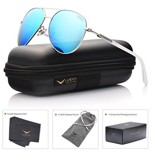 LUENX Aviator Sunglasses Womens Polarized product image