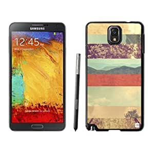 Custom and Personalized Cell Phone Case Design with Forest Layers in Retro Effect Galaxy NOTE 3 N900P Wallpaper