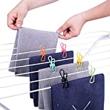 Riveda Assorted Chip Bag Clips Utility Pack of 30