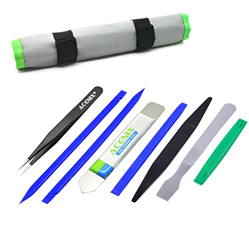 ACENIX Opening Pry Tool Repair Kit Non-Abrasive Nylon Spu...