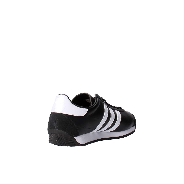 3761122994 Scarpa Adidas Originals Country Og Uomo Sneakers Pelle Nero Bianco Nuovo  S81861: MainApps: Amazon.it: Scarpe e borse