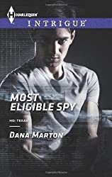 Most Eligible Spy (Harlequin Intrigue)