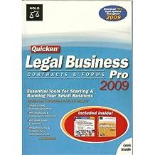 Nolo's Legal Business Pro 2009 Contracts & Forms Plus Bonus Small Business Basics & WillMaker Plus 2009 Bundle