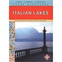 Knopf MapGuide: Italian Lakes