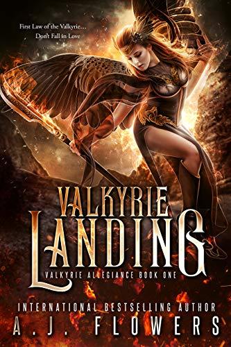 Valkyrie Landing: A Norse Mythology Romance (Valkyrie Allegiance Book 1)