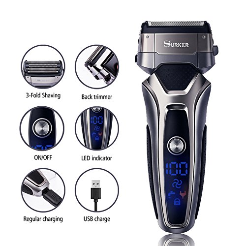 Buy the best rated electric shaver