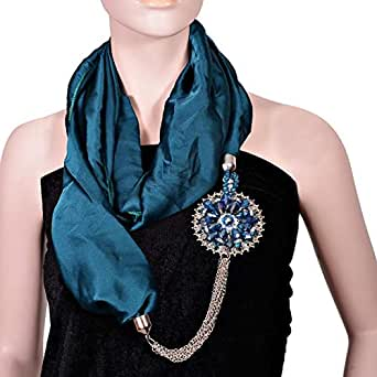Helloo Ladies Women's Fashion Scarves