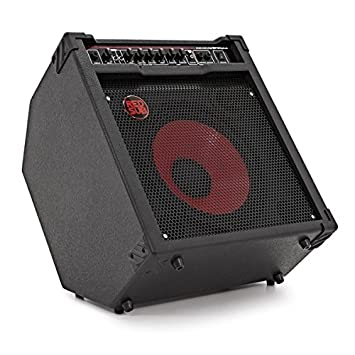 RedSub BP80plus Amplificador de Bajo de 80W
