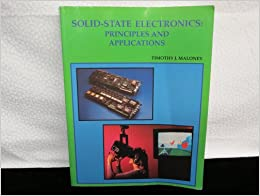 Book Solid-State Electronics: Principles and Applications