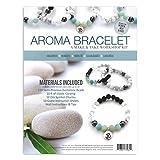 Amazonite Aroma Bracelet Make & Take Kit