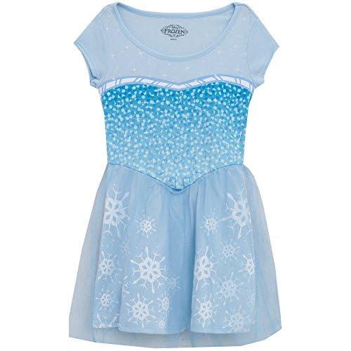 Disney Frozen I Am Elsa Girls Skater Dress (X-Large (14-16))