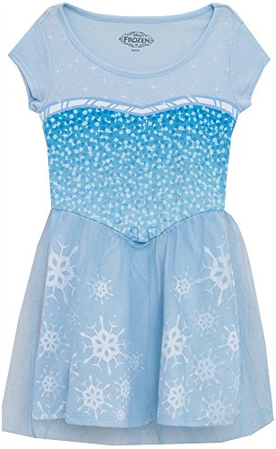 Disney Frozen Girls Skater Dress