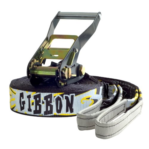 Gibbon Slacklines 15M Jibline, Outdoor Stuffs