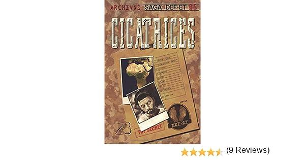 Cicatrices: Archivos Saga DEF-ET 0,5: Amazon.es: Bon, Zeta, Design, Maiki Niky: Libros