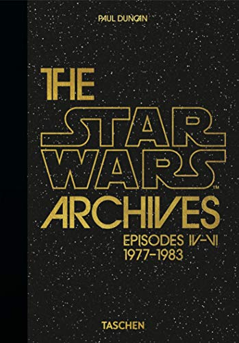 Book Cover: The Star Wars Archives. 1977–1983. 40th Anniversary Edition