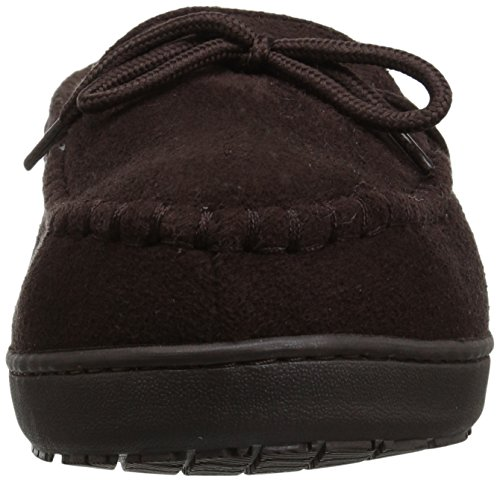 Westerse Chief Mens Moc Moccasin Chocolade