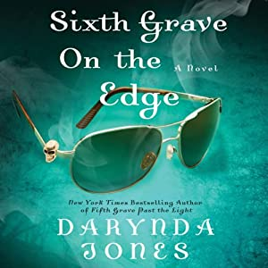 Sixth Grave on the Edge Hörbuch