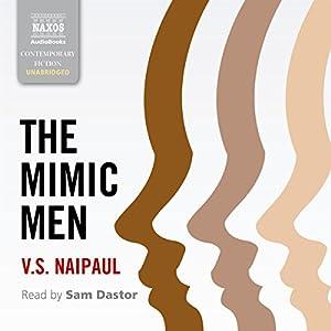 The Mimic Men Audiobook