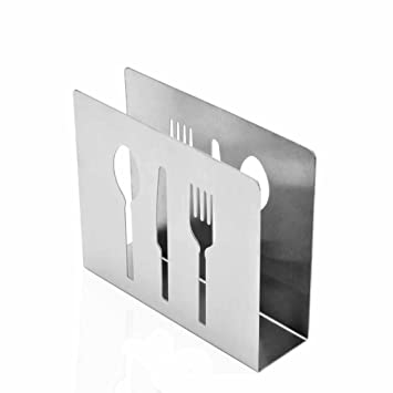 Pro Chef Kitchen Tools - Servilletero de acero inoxidable ...
