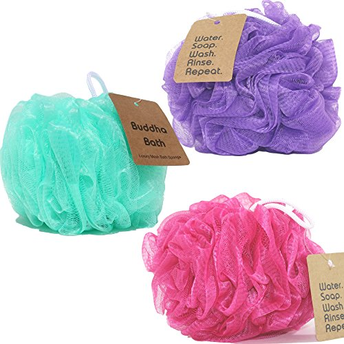 buddha-bath-large-mesh-loofah-pouf-bath-sponges-3-pack-hers2