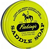 Fiebing's Saddle Soap, 3.5 oz, Yellow
