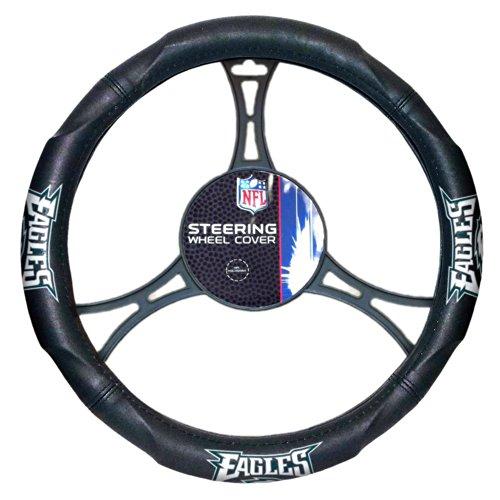 eagles steering wheel covers philadelphia eagles steering wheel cover eagles steering wheel cover. Black Bedroom Furniture Sets. Home Design Ideas