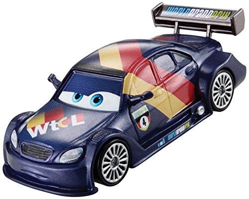Disney/Pixar Cars Max Schnell Diecast Vehicle