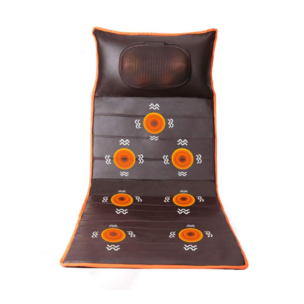 全身多機能マッサージクッション、振動マッサージ、家庭用、165×58cm、24W B07SM5HG9V  B