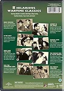 Wartime Comedies 8-Movie Collection by Universal Studios