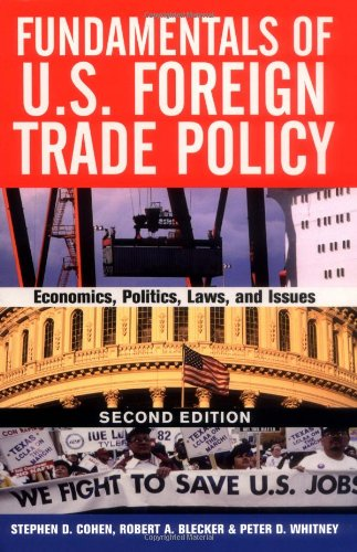 "international trade policy problems Shattering the myths about us trade policy robert z lawrence  wto members on issues such as competition policy  the statement ""international trade is good for the us because it."