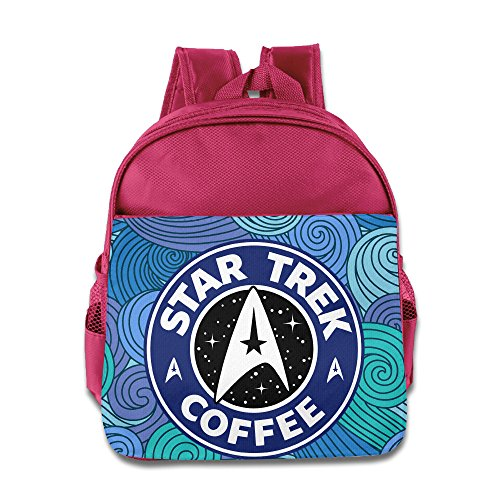 Logon 8 Star Trek Bucks Cool Bag Pink For 3-6 Years Olds - Myers Kids Fort With