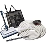 NuTone CK355 Deluxe Electric Central Cleaning Tool Kit