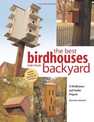 Best Birdhouses for Your Backyard