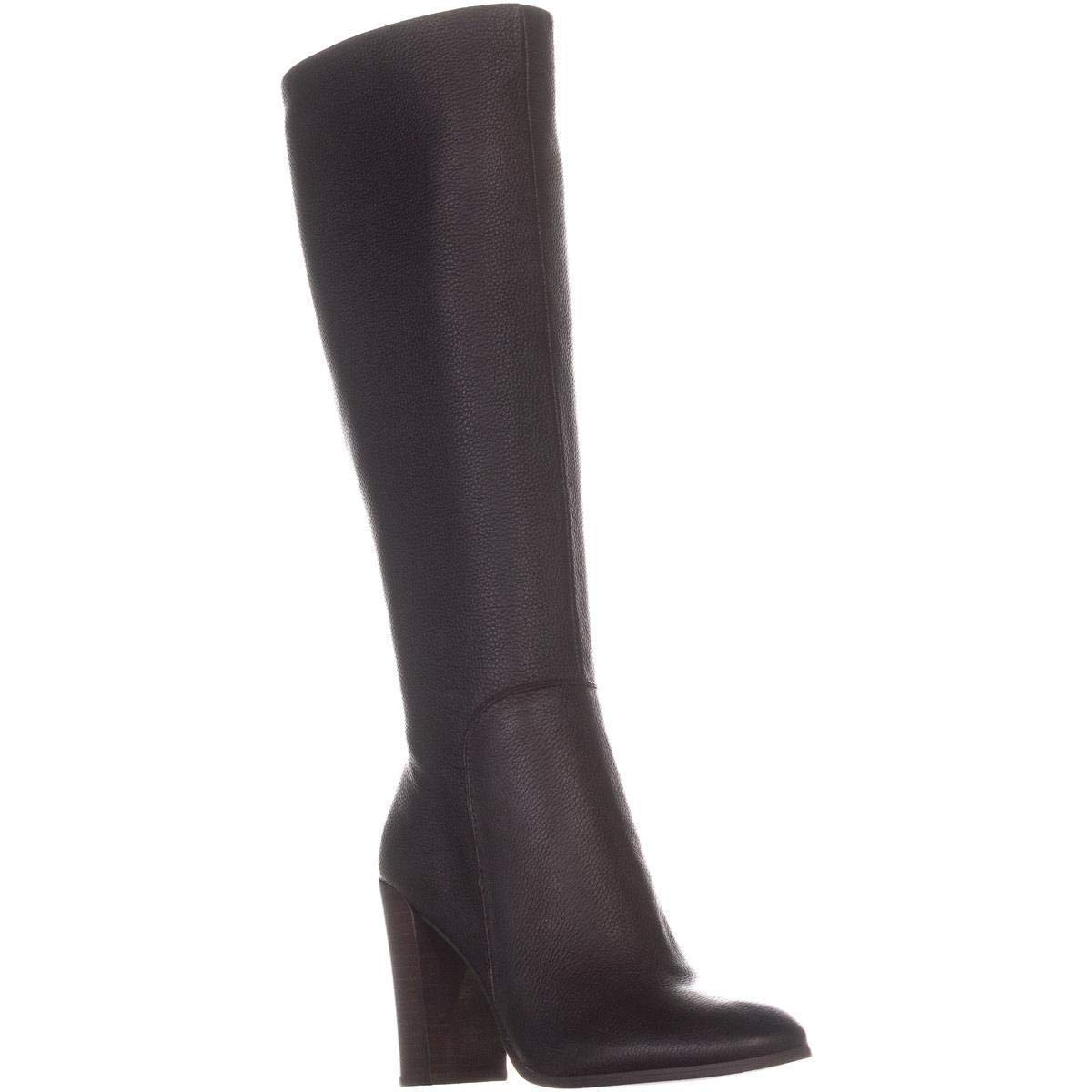 Chocolate Kenneth Cole New York Womens Justin Engineer Boot