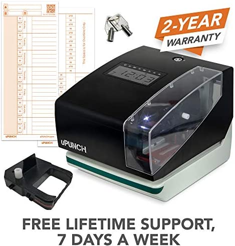 uPunch Digital Clock Ribbon CR1000 product image