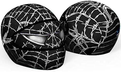 Ironman motorcycle helmet _image4