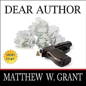 Dear Author Audiobook