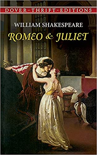 Romeo and Juliet book.. help me please?