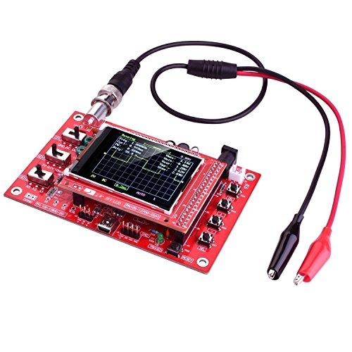Zoefree DSO138 Digital Oscilloscope Kit 2.4