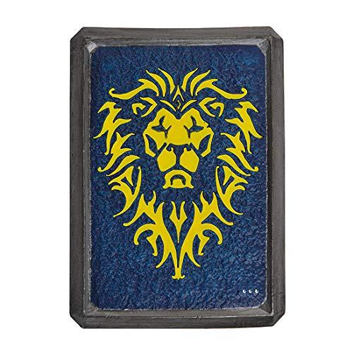 Swordfish Tech Warcraft, Alliance Symbol 6,720mAh External Power Bank - Retail Packaging