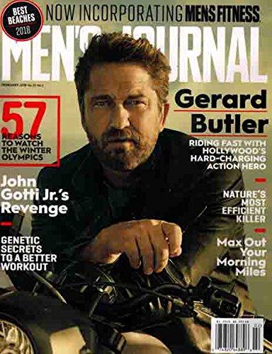 Men's Journal February 2018 ebook