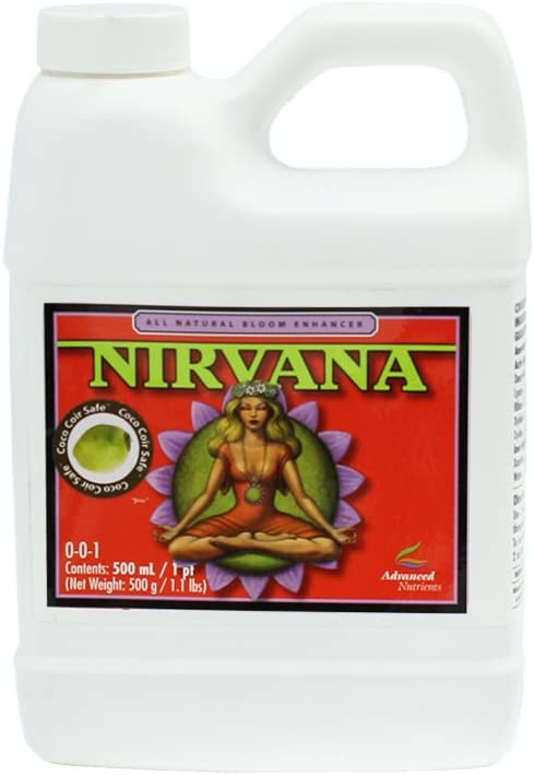 Advanced Nutrients 3550-13 Nirvana Fertilizer 500 mL, 0.5 Liter