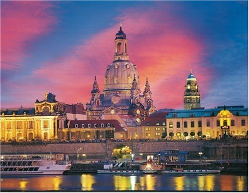 Ravensburger Frauen Church in Dresden 1000 Piece Puzzle by Ravensburger